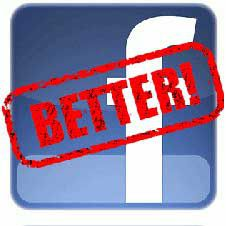 Better Facebook logo