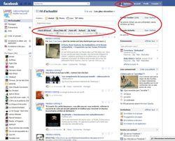 Better Facebook screen 1