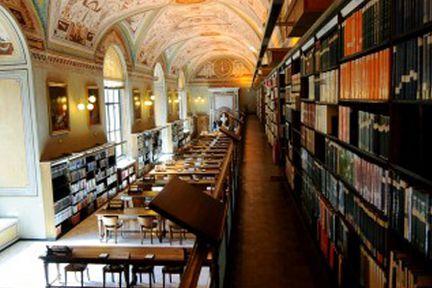 bibliothèque vatican