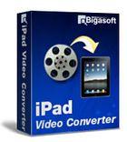 Bigasoft iPad Video Converter : convertir des fichiers destinés à un iPad