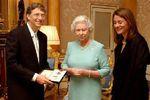 Bill Gates Chevalier