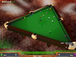 Billiard Art screen1