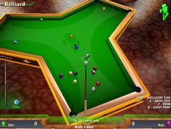 Billiard Art screen2