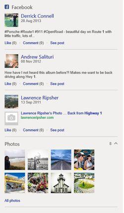 Bing-Glance