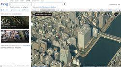 Bing-Maps-vue-oblique-Tokyo
