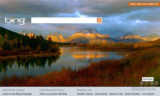 Bing Video Automne