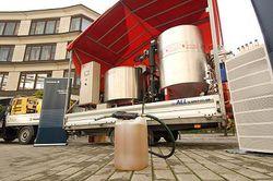 biocarburant Ericsson