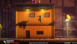 Bionic Commando Rearmed   Image 2