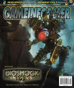 BioShock 2 - scan