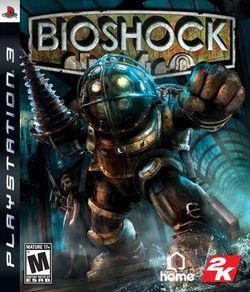 Bioshock   jaquette