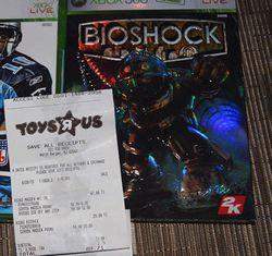 Bioshock sortie usa