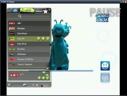 BiS TV Online screen1