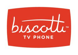 Biscotti TV Phone - logo