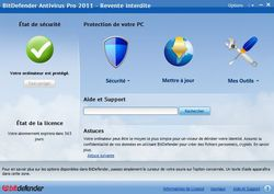 BitDefender_Antivirus2011 screen 1