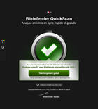 BitDefender QuickScan : analyser l'état de votre système