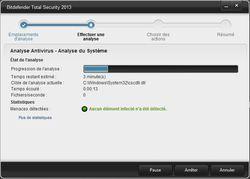Bitdefender Total Security 2013 screen2