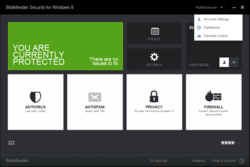 Bitdefender Windows 8 Security screen1