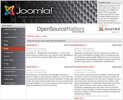 Bitnami Joomla screen2
