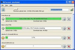 bittorrent screen1