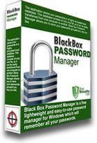 Black Box Password Manager : un mot de passe maître, pour sécuriser tous les autres