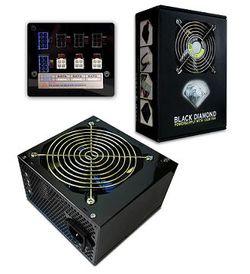 Black Diamond 850 Watts