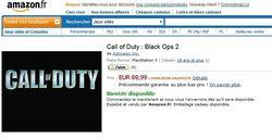 Black Ops 2 - Amazon