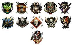 Black Ops 2 - prestiges