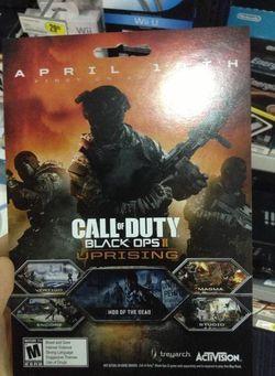Black Ops 2 Uprising - visuel