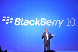 BlackBerry 10 logo
