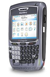 Blackberry 8700c intel