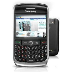 Blackberry 8900 Curve Bouygues Telecom logo pro