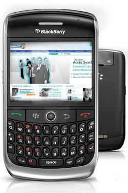 Blackberry 8900 Curve Bouygues Telecom