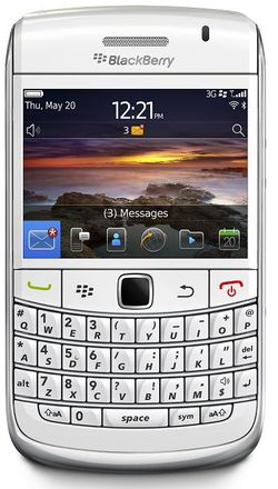 BlackBerry Bold 9780 blanc