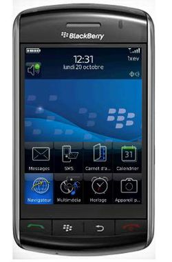 Blackberry Storm SFR