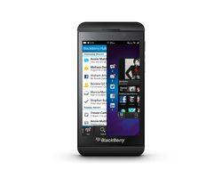 BlackBerry Z10 noir