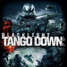 Blacklight Tango Down - Logo