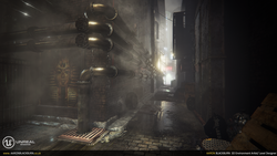 Blade Runner - Unreal Engine 4 - 1