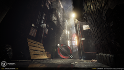 Blade Runner - Unreal Engine 4 - 3