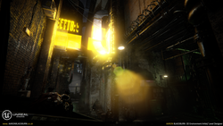 Blade Runner - Unreal Engine 4 - 4