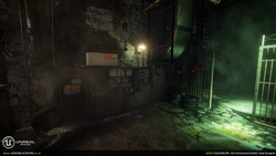 Blade Runner - Unreal Engine 4 - 5
