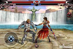 Blades Fury iPhone 01