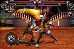 Blades Fury iPhone 02