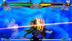 BlazBlue Continuum Shift 2 - PSP - 11