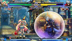BlazBlue Continuum Shift 2 - PSP - 15