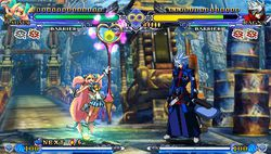 BlazBlue Continuum Shift 2 - PSP - 23