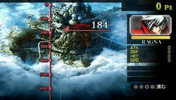 BlazBlue Continuum Shift 2 - PSP - 2