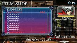 BlazBlue Continuum Shift 2 - PSP - 39