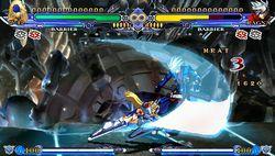 BlazBlue Continuum Shift 2 - PSP - 7