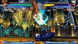 BlazBlue Continuum Shift 2 - PSP - 9