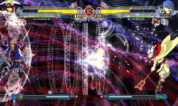 BlazBlue : Continuum Shift - 7